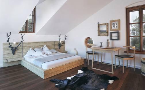 Prodej bytu 1+kk, 24.5 m², Lesná, okres Tachov