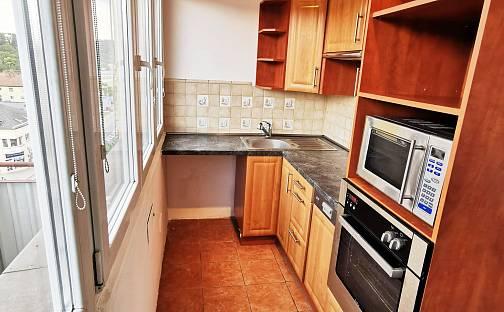 Pronájem bytu 1+kk, 32 m², Pražská, Náchod