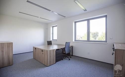 Pronájem kanceláře, 160 m², Ústřední 388/18, Praha