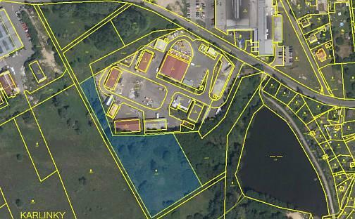 Prodej komerčního pozemku, 8756 m², Liberec