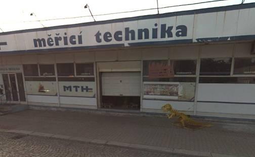 Dražba výrobních prostor, 540 m², Turpišova, Chrastava