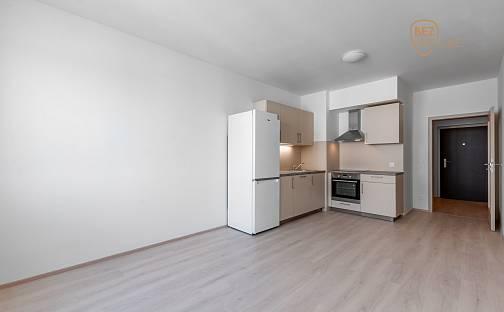 Pronájem bytu 1+kk 32m², Svatošových, Praha 9 - Vysočany