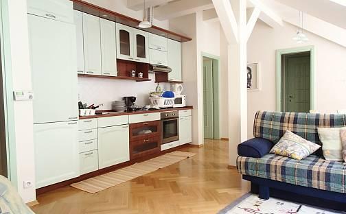 Pronájem bytu 3+kk, 70 m², Krymská 9, Praha