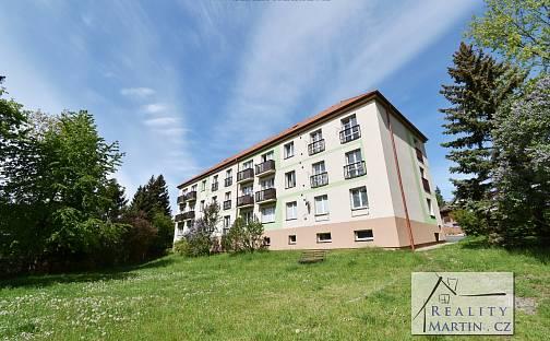 Pronájem bytu 1+1, 32 m², Pod Haldou, Příbram - Příbram VII