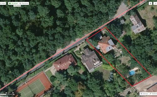 Prodej domu 340 m² s pozemkem 988 m², Nad lesem, Praha 4 - Hodkovičky