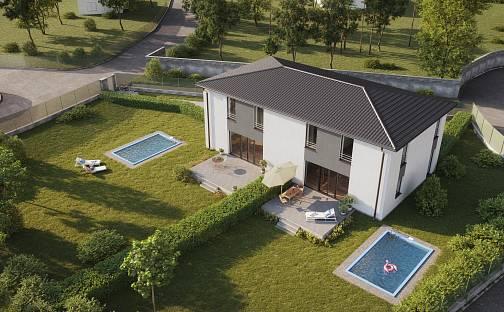 Prodej domu 127m² s pozemkem 600m², Vilová, Nová Ves pod Pleší, okres Příbram