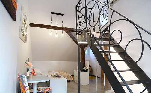Pronájem bytu 2+kk, 65 m², Rybná, Praha 1 - Staré Město