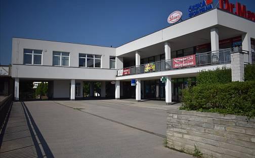 Pronájem obchodních prostor, 101 m², Libušina třída, Brno