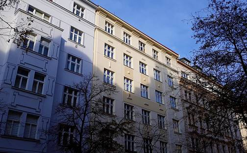 Prodej bytu 2+kk, 59 m², Moravská, Praha 2 - Vinohrady