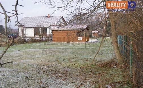 Prodej zahrady, 1392 m², Hranice, okres Přerov