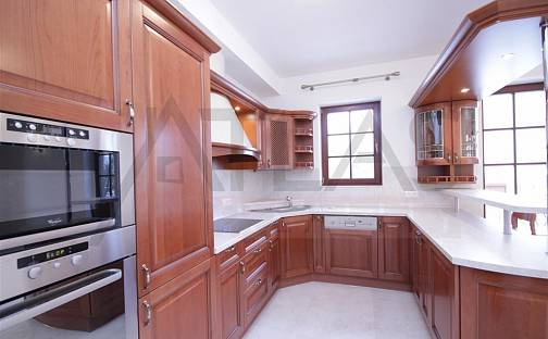 Pronájem bytu 3+kk, 145 m², Povltavská, Praha 7 - Troja, okres Praha