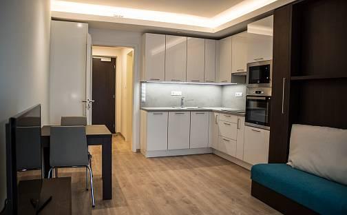 Pronájem bytu 1+kk, 29 m², Mukařovského, Praha 5 - Stodůlky