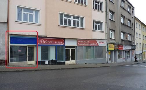 Pronájem obchodních prostor, Ivana Olbrachta 2640, Kladno