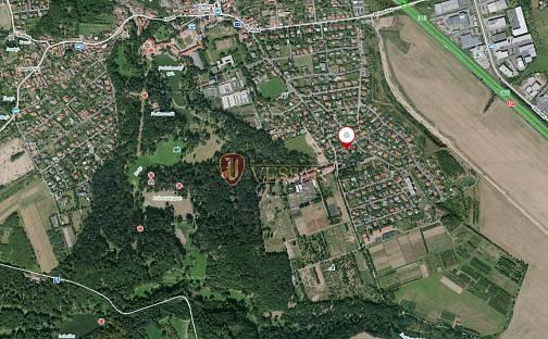 Prodej stavebního pozemku, 2179 m², Průhonice, okres Praha-západ