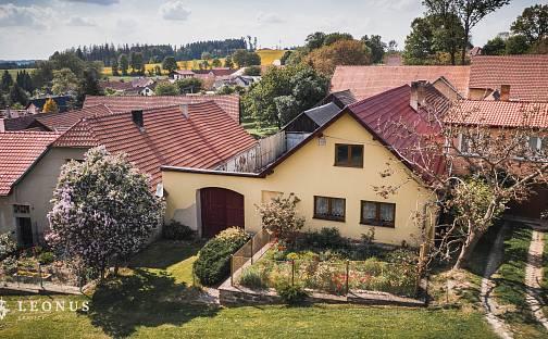 Prodej domu (jiného typu) 120 m² s pozemkem 2117 m², Putimov, okres Pelhřimov