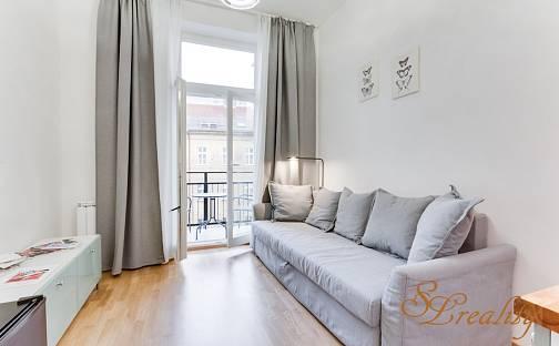 Pronájem bytu 1+kk, 20 m², Příčná, Praha 1 - Nové Město