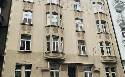 Pronájem K pronájmu parkovací stání ul. Pecháčkova v Praze 5, Pecháčkova, Praha 5 - Smíchov