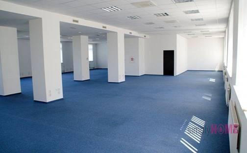 Pronájem kanceláře, 1280 m², U nákladového nádraží, Praha