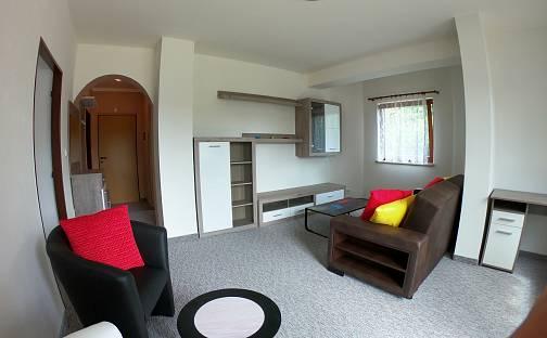 Pronájem bytu 2+1, 50 m², K Letišti, Karlovy Vary - Hůrky