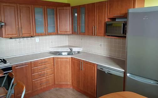 Prodej bytu 3+1, 56 m², Růžová, Most