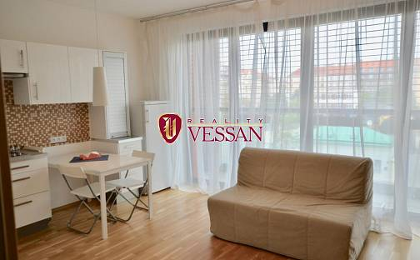 Pronájem bytu 1+kk, 34 m², Korunní, Praha 10 - Vinohrady