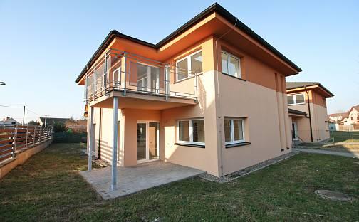 Prodej domu 206 m² s pozemkem 445 m², Na Tarase, Obříství - Dušníky, okres Mělník