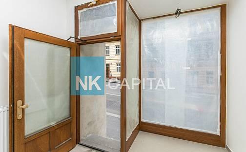 Pronájem obchodních prostor 18m², Ostrovského, Praha 5 - Smíchov