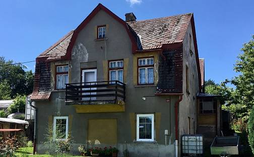 Prodej domu 150 m² s pozemkem 652 m², Liberecká, Chrastava, okres Liberec