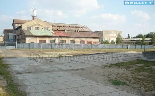 Pronájem komerčního pozemku 15000m², Hospozín, okres Kladno