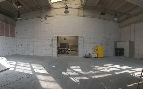 Pronájem skladovacích prostor, 536 m², Magistrů, Praha 4