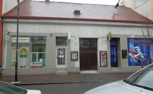 Pronájem obchodních prostor 63m², Pardubice - Zelené Předměstí