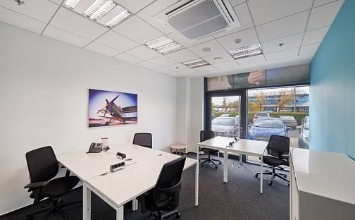 Pronájem kanceláře, 45 m², Aviatická, Praha 6 - Ruzyně