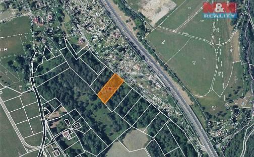 Prodej louky 2922m², Jeřmanice, okres Liberec