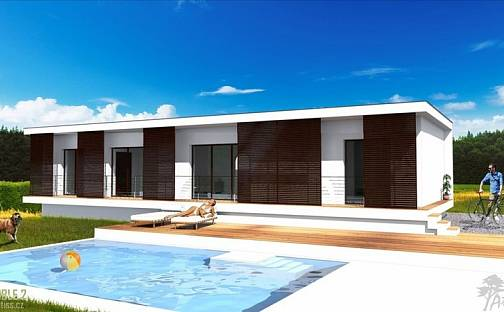 Prodej domu na klíč 81 m² s pozemkem 1 m²,