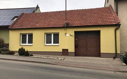 Prodej domu 140m² s pozemkem 1840m², Šardická, Svatobořice-Mistřín, okres Hodonín