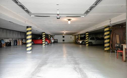Prodej Družstevní garážové stání 14 m2 ul. Vavřinecká, Brno, Vavřinecká, Brno