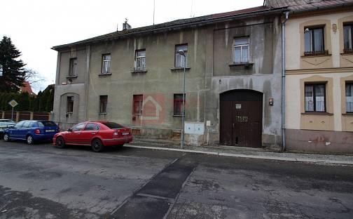 Prodej nájemního domu, činžáku 561m², Palackého, Rumburk - Rumburk 1, okres Děčín