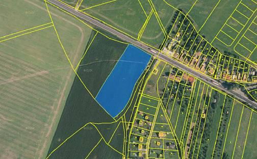 Prodej zemědělského, 14575 m², Bystřice pod Lopeníkem, okres Uherské Hradiště