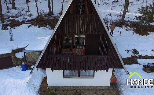 Prodej chaty/chalupy 75 m² s pozemkem 361 m², Vizovice, okres Zlín