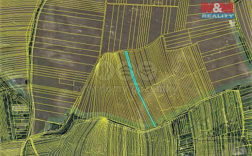 Prodej louky 4727m², Vracov, okres Hodonín