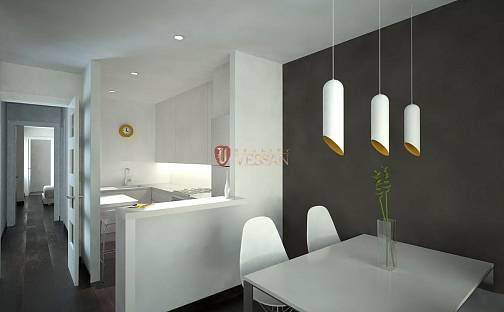 Prodej bytu 2+kk, 64.3 m², Beranových, Praha 18 - Letňany