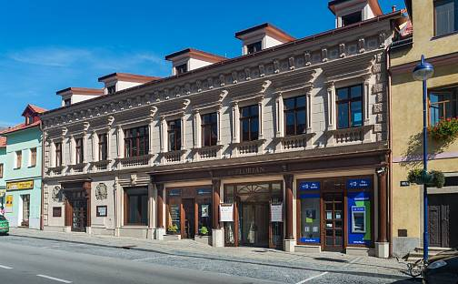 Pronájem kanceláře, Růžová 41, Jindřichův Hradec