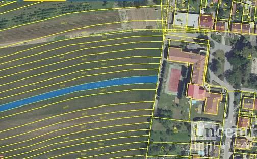 Prodej stavebního pozemku 1235m², Kyjov, okres Hodonín