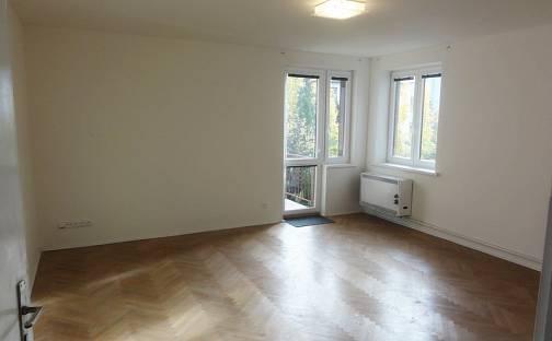 Pronájem bytu 2+1, 55 m², Husitská, Olomouc - Nové Sady