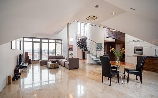 Prodej bytu atypického, 150 m², Donská, Praha 10 - Vršovice