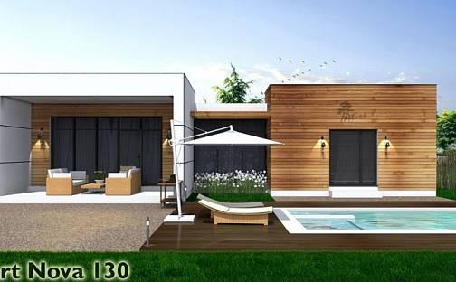 Prodej domu na klíč 133 m² s pozemkem 1 m²,