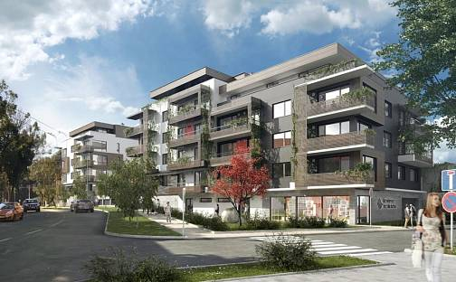 Prodej bytu 3+kk, 84 m², Vrchlického, Jihlava
