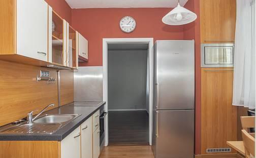 Pronájem bytu 3+1, 76 m², Lamačova, Praha 5 - Hlubočepy