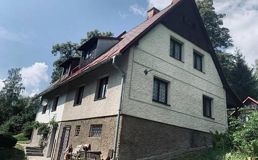 Prodej chalupy 124 m² s pozemkem 2701 m², Víchová nad Jizerou, okres Semily