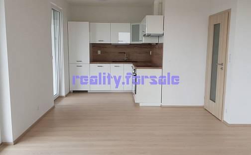 Pronájem bytu 2+kk, 56.7 m², Hlučkova, Praha 18